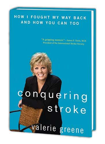 Conquering Stroke Book Cover