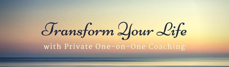 Transform Your Life with Private One-on-One Coaching